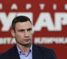Кличко отговаривает коллег по оппозиции участвовать в выборах