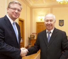 Рыбак и Фюле поддержали европейский выбор Украины