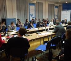 Факторы сотрудничества с гражданским обществом ПМР сегодня обсуждают в Киеве
