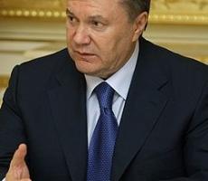Виктор Янукович: Украина идет по Европейскому пути