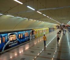 Киевское метро снова заминировали