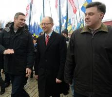 В Киеве планируют новогодние репрессии