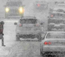 В Киеве прогнозируют ухудшение погодных условий