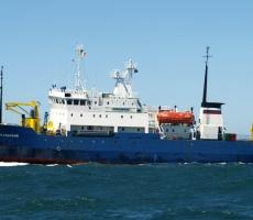 Российский круизный лайнер застрял во льдах Антарктиды
