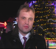 Евгений Шевчук поздравил приднестровцев с Новым Годом