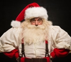 Московский Дед Мороз совершил циничное ограбление