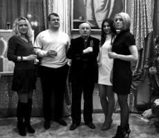 В Одессе состоялся закрытый показ картин