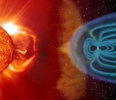 Земля ожидает сильнейшую волну магнитных бурь