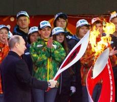 На Олимпиаду в Сочи направятся 25 тыс. волонтеров