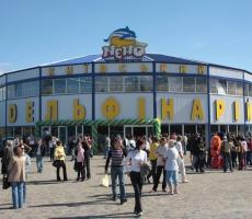 """Комплекс """"Немо"""" в Одессе - это микс из отеля и дельфинария"""