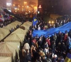 Майдан объявил о всеобщей мобилизации