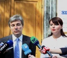 Сегодня Нина Штански и Евгений Карпов проведут встречу в Кишиневе