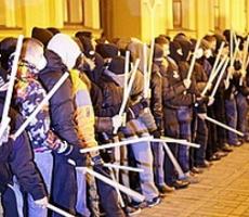 В Киеве оппозицией захвачено министерство энергетики и угольной промышленности