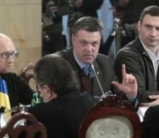 Диалог оппозиции и власти в Украине: первые результаты