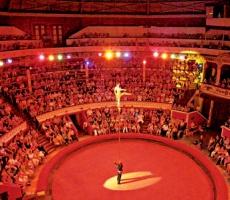 Любопытная Одесса: Одесский Цирк - история в развитии