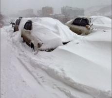 Климатическая катастрофа в Украине: люди без электричества и тепла