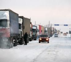 В Молдове заблокированы ряд пунктов пересечения молдавско-украинской границы
