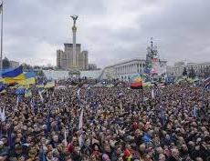 """Мороз сковал """"Народное вече"""" в Киеве - будет митинг"""