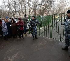 Впервые в России ученик московской школы расстрелял преподавателя и полицейского