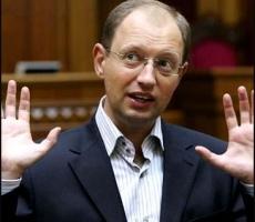 Арсений Яценюк желает возглавить правительство из оппозиционеров