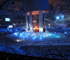 Грандиозная Олимпиада в Сочи стартовала!