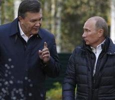 Виктор Янукович встретился в Сочи с лидерами России и Швейцарии