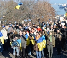 В Одессе формируют отряды самообороны