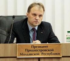 Президент Приднестровья на олимпиаде в Сочи