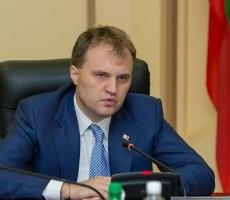 Президент ПМР поздравил Главу российского МИДа с профессиональным праздником