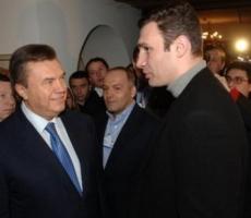 Почему Кличко испугался Януковича