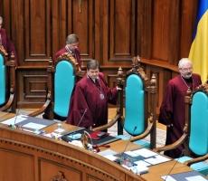 Судейский корпус Украины несет серьезные потери
