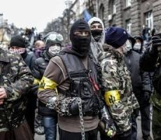 """""""Правый Сектор"""" требует перевыборов  президента и парламента Украины"""