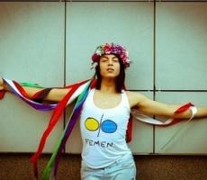 Мужской FEMEN атакует Одессу