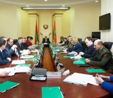 Президент Приднестровья созвал Совет Безопасности