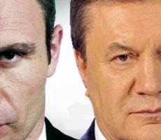 Кличко выдвинул ультиматум Януковичу