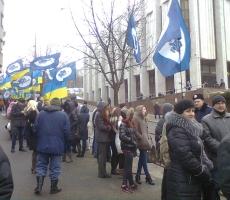 В Киеве выразили протест против позиции Евросоюза по Украине
