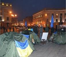 Волна Майдана накрыла и Одессу
