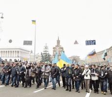 """В регионах Украины объявлена мобилизация """"Правого сектора"""" и ультрас"""