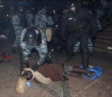 Участникам  Майдана читают молитвы и призывают не поддаваться панике