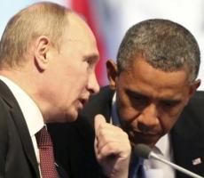 Вчера состоялся телефонный разговор между Владимиром Путиным и Бараком Обамой