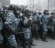В Восточных регионах Украины Беркут сохраняет боевую готовность