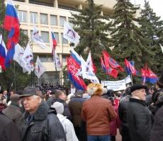 Севастопольцы провозгласили неповиновение Верховной Раде (ВИДЕО)