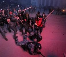 Верховная Рада Украины уничтожит «Беркут»