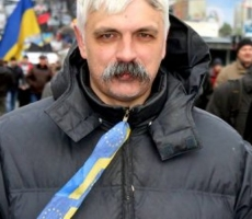 Дмитрий Корчинский объявил о начале второго этапа революции