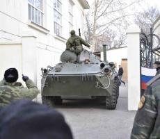 Россия контролирует Крым
