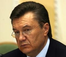 Виктор Янукович находится в России