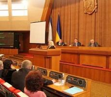 Крым вышел из подчинения Киева и признал президентство Януковича