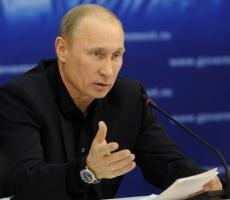 Владимир Путин распорядился об экстренной помощи Украине и Крыму