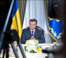 Виктор Янукович: Крым реагирует на действия радикалов в Киеве