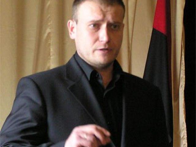 Лидер «Правого сектора» Украины обвиняется в призыве к терроризму